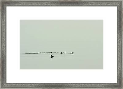 So Far Away Framed Print
