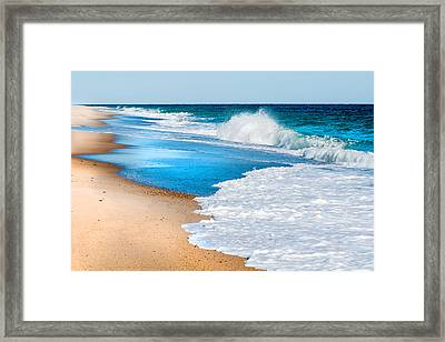 So Inviting Framed Print by Greg Fortier