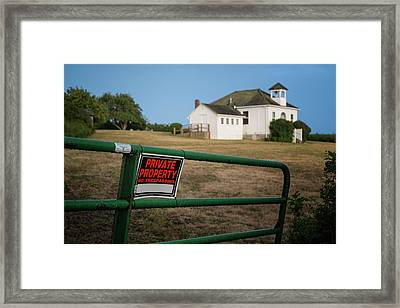 So Inviting Framed Print by Mary Lee Dereske