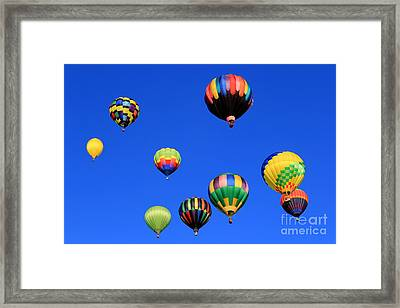 So Long Framed Print by Krissy Katsimbras