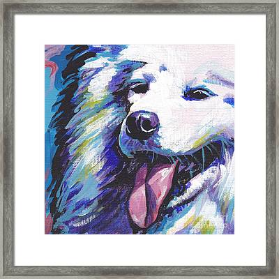 So Sammy Framed Print