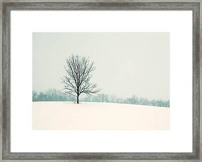 So Silent Framed Print by Todd Klassy