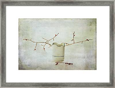 So Simple, So Pretty Framed Print by Randi Grace Nilsberg