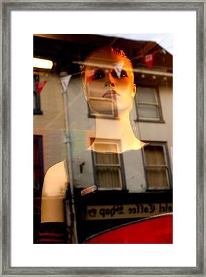 So Very Sad Framed Print by Jez C Self