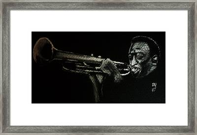 So What Framed Print by Nick Young