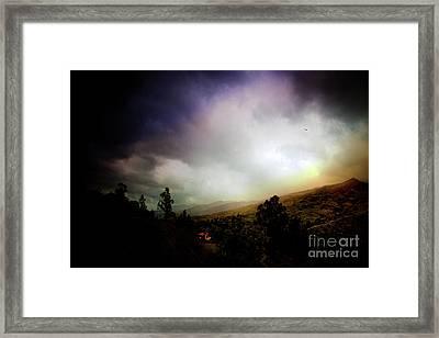 Soaring, Soaring II Framed Print by Al Bourassa