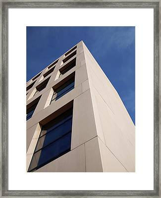 Soaring With Knowledge Framed Print by Rona Black