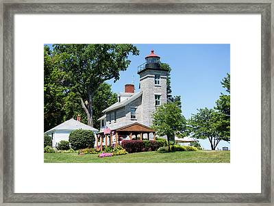 Sodus Point 6 Framed Print by Peter Chilelli