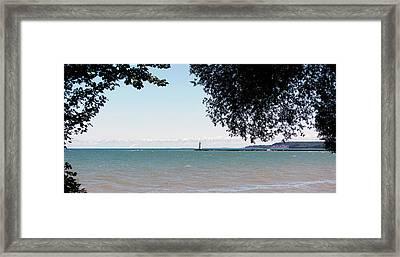 Sodus Point 7 Framed Print
