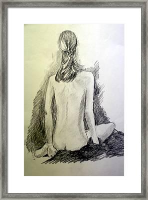 Sofia Framed Print