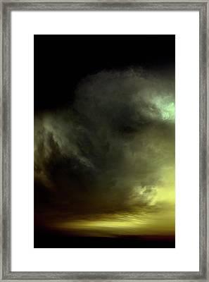 Soft Halo Framed Print by Lonnie Christopher