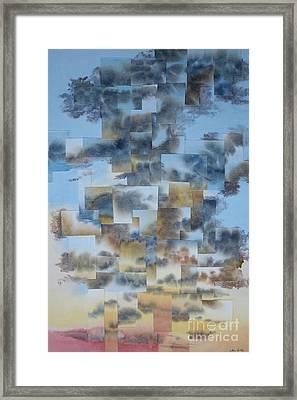 Soft Light Framed Print by Jeni Bate