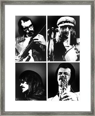 Soft Machine, C. 1970 Framed Print by Everett