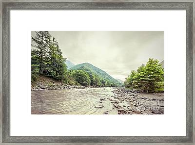 Soft Morning Framed Print by Svetlana Sewell
