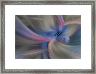 Soft Pastels Framed Print