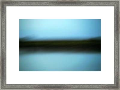 Soft Reflections Framed Print by Marilyn Hunt
