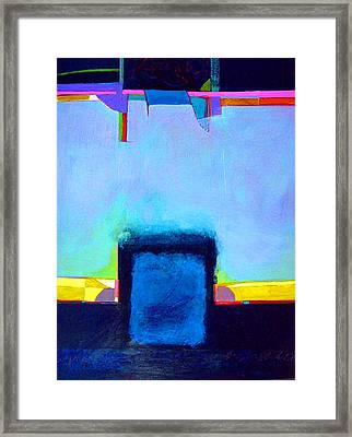 Softened Boundaries Framed Print by Dale  Witherow