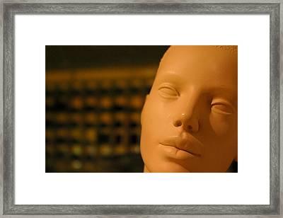 Softly Softly Framed Print by Jez C Self