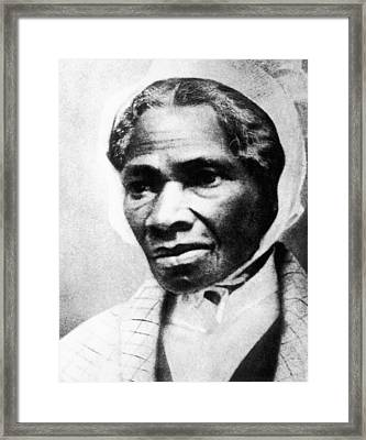 Sojourner Truth Framed Print by Granger
