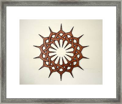 Sol Eight Framed Print