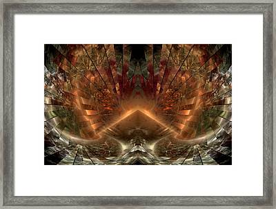 Sol Invictus Framed Print by NirvanaBlues