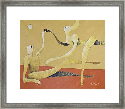 Sol No. 1  Framed Print by Mark M  Mellon