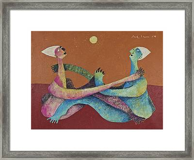 Sol No. 2  Framed Print by Mark M  Mellon