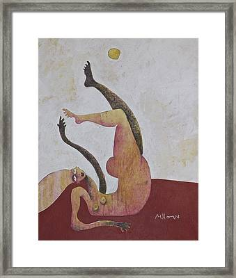 Sol No. 4 Framed Print