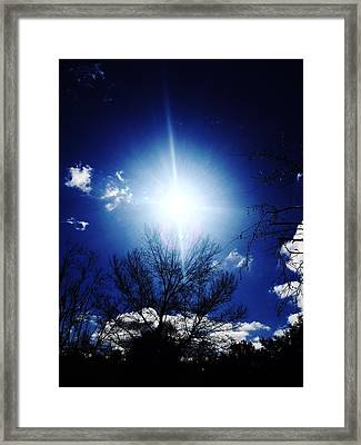 Sol Framed Print by Robert Chambers
