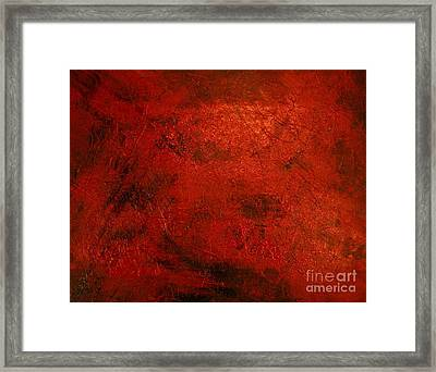 Solano Framed Print by P Russell