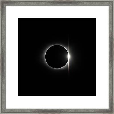 Solar Eclipse 1437 Framed Print