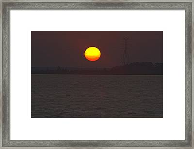 Solar Power Two Framed Print by Kevin  Sherf