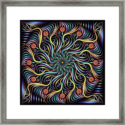 Solarium Framed Print