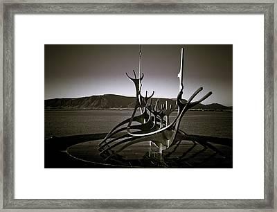 Solfar - Sun Voyager Framed Print