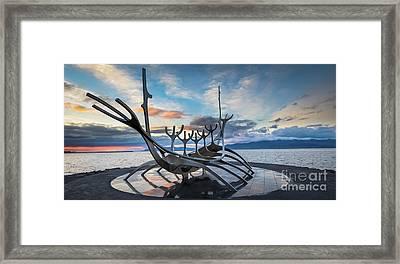 Solfar Framed Print