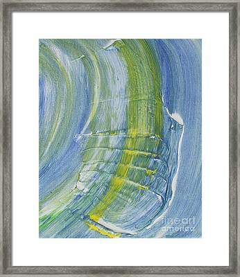 Solicitous Framed Print