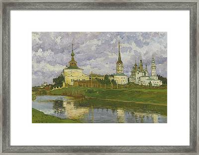 Solikamsk Framed Print