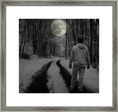 Soliloquy Framed Print by Jim Cook
