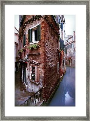 Soliloquy Framed Print by Warren Home Decor