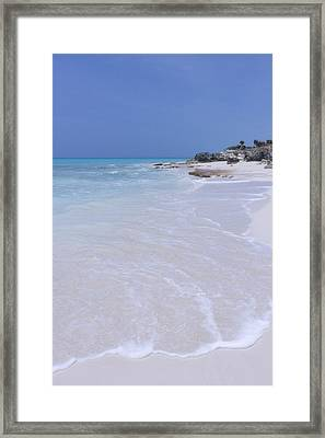Solitary Framed Print by Chad Dutson