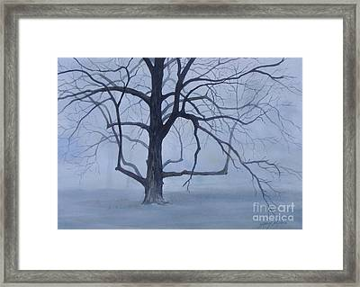 Solitude  Sold Framed Print