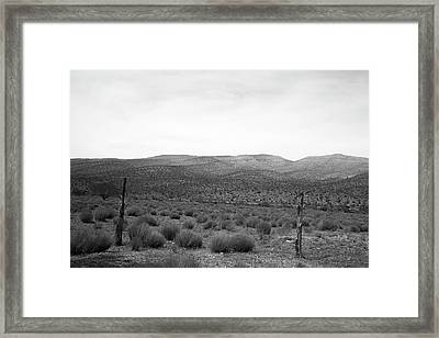 Framed Print featuring the photograph Solitude by Eric Christopher Jackson