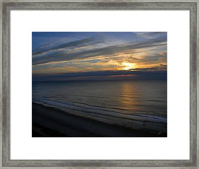 Solitude Framed Print by Gerlinde Keating - Galleria GK Keating Associates Inc