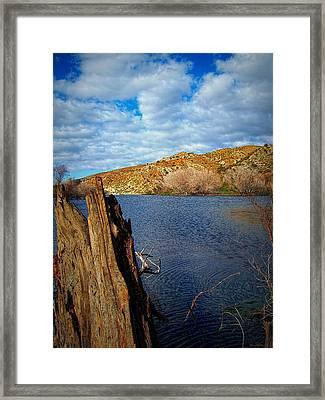 Solitude Framed Print by Glenn McCarthy Art and Photography