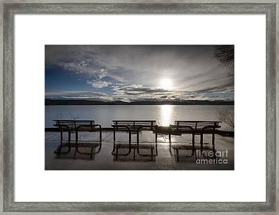 Solitude Framed Print by Idaho Scenic Images Linda Lantzy
