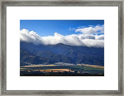 Solitude Framed Print by Lorrie Morrison