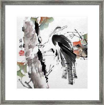Solitude Framed Print by Ming Yeung