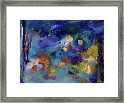 Solitude Of Dreams Framed Print