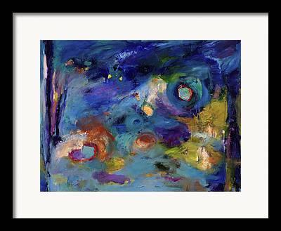 Spiritual Art Works Framed Prints