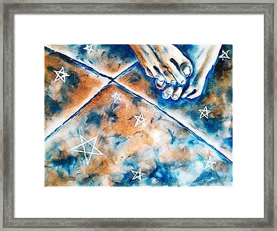 Solitude Framed Print by Paulo Zerbato